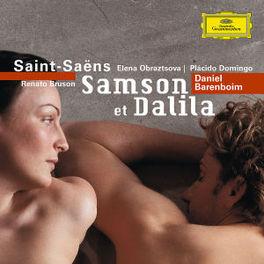 SAMSON ET DALILA /DANIEL BARENBOIM Audio CD, SAINT-SAENS, C., CD