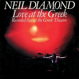 LOVE AT THE GREEK NEIL DIAMOND, CD