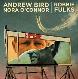7-SPLIT COVERS 7' -LTD- ROBBIE/ANDREW BIRD FULKS, 12' Vinyl