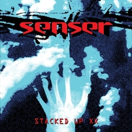 STACKED UP XX -REMAST- FUSING METAL/ELECTRONIC/HIP-HOP & EVERYTHING IN BETWEEN SENSER, CD