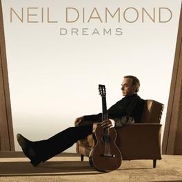 DREAMS NEIL DIAMOND, CD