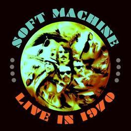 LIVE IN 1970 -LTD- 5LP SET HOUSED IN LUXURIOUS FLIPBOOK STYLE GATEFOLD SOFT MACHINE, LP