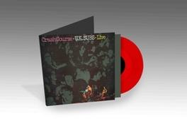 CRASH COURSE 1980 ALBUM ON COLOURED VINYL + DOWNLOAD CARD U.K. SUBS, Vinyl LP