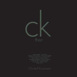 THEN & NOW CHRISTOF KURZMANN, Vinyl LP