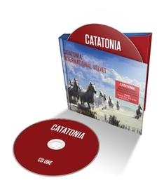 INTERNATIONAL.. -DELUXE- .. VELVET CATATONIA, CD