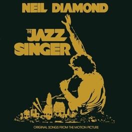 JAZZ SINGER NEIL DIAMOND, CD