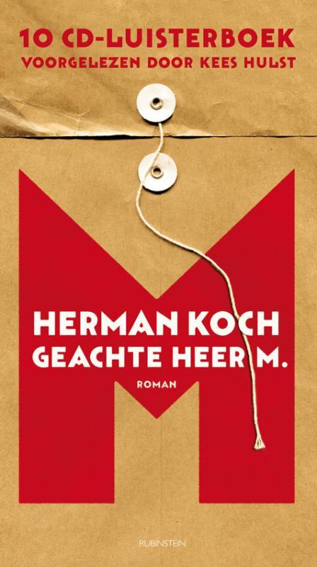Geachte heer M. HERMAN KOCH, KEEST HULST luisterboek, Koch, Herman, Audio Visuele Media