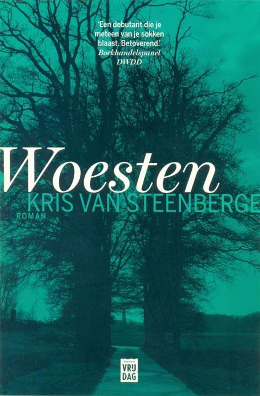 Woesten KRIS VANSTEENBERGE luisterboek, Van Steenberge, Kris, onb.uitv.