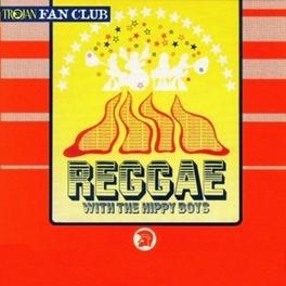 REGGAE WITH THE HIPPY BOY HIPPY BOYS, CD