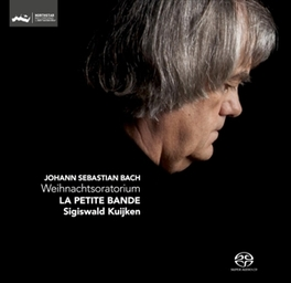 WEIHNACHTSORATORIUM SIGISWALD KUIJKEN/LA PETITE BANDE J.S. BACH, CD