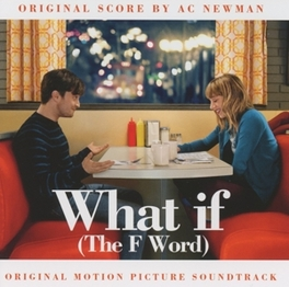 WHAT IF AC NEWMAN OST, CD