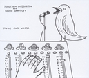 MUSIC AND WORDS & DAVID SHRIGLEY