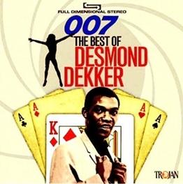 007 THE BEST OF DESMOND.. .. DEKKER DESMOND DEKKER, CD