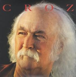 CROZ -10'- RED VINYL DAVID CROSBY, 12in