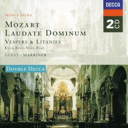 LAUDATE DOMINUM W/MARGARET MARSHALL, ILEANA COTRUBAS, NEVILLE MARRINER, Audio CD, W.A. MOZART, CD