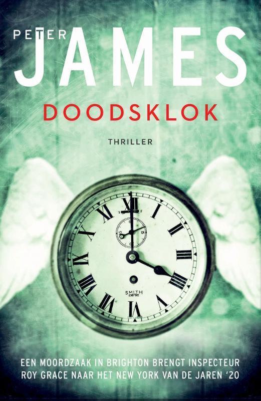 Doodsklok Een Roy Grace thriller, Peter James, Paperback