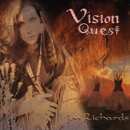 VISION QUEST JONATHAN RICHARDS, CD