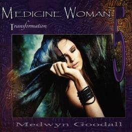 MEDICINE WOMAN V MEDWYN GOODALL, CD