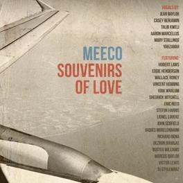 SOUVENIR OF LOVE FT. JOHN SCOFIELD/WALLACE RONEY/LIONEL LOUEKE/AO MEECO, CD