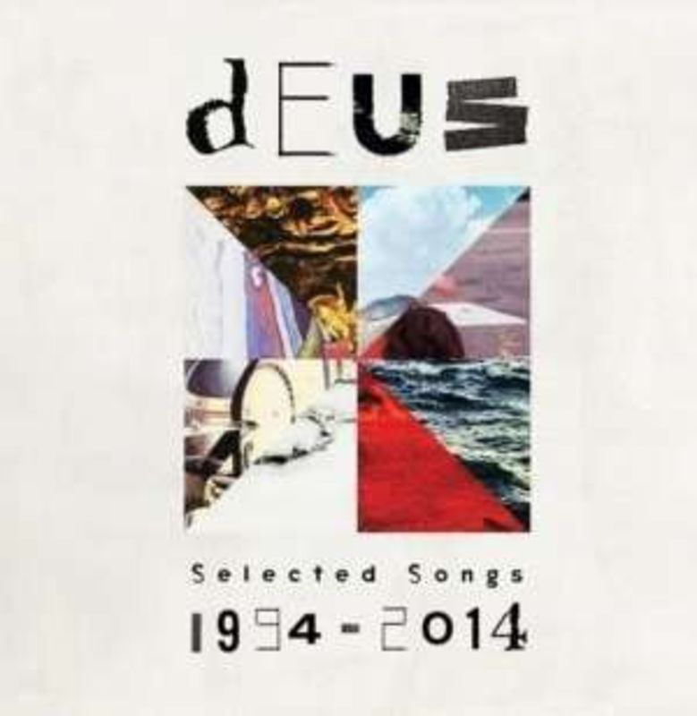 SELECTED SONGS 1994-2014 DEUS, CD