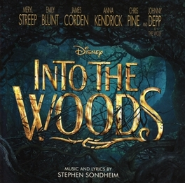 INTO THE WOODS OST, CD