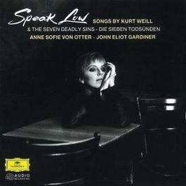DIE SIEBEN TODSUNDEN VON OTTER/NDR SINFONIEORCHESTER/GARDINER Audio CD, K. WEILL, CD