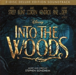 INTO THE WOODS -DELUXE- INCL. BONUS CD OST, CD