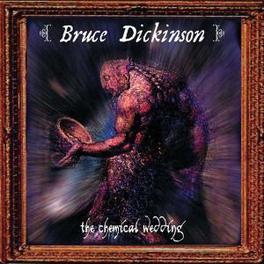 CHEMICAL WEDDING + 3 RE-RELEASE INCL RARE BONUSTRACKS Audio CD, BRUCE DICKINSON, CD