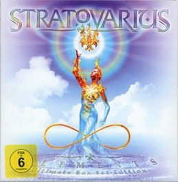 ELEMENTS PT. 1 & 2 *BOX* ANNIVERSARY LIMITED EDITION BOX SET STRATOVARIUS, CD