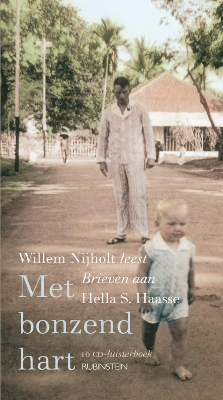 Met bonzend hart .. BRIEVEN AAN HELLA S. HAASSE // WILLEM NIJHOLT luisterboek, AUDIOBOOK, Audio Visuele Media