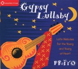 GYPSY LULLABY PRIYO, CD
