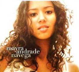 NAVEGA Audio CD, MAYRA ANDRADE, CD
