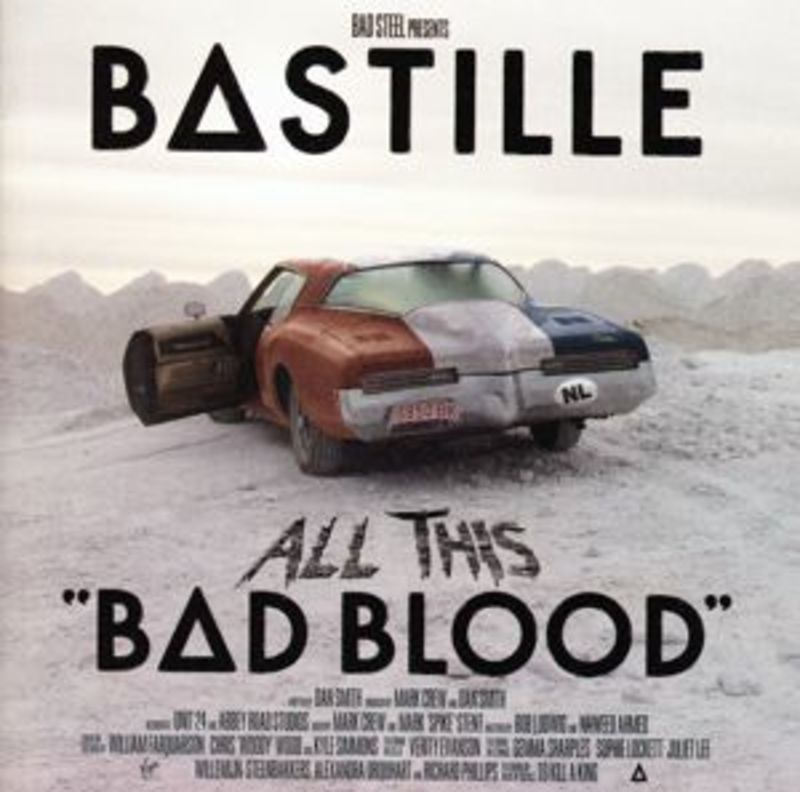 ALL THIS BAD BLOOD -BELGI .. -BELGIAN EDITION- // CD2: ALL THIS BAD BLOOD+ BASTILLE, CD