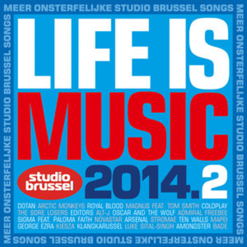 LIFE IS MUSIC 2014/2 V/A, CD