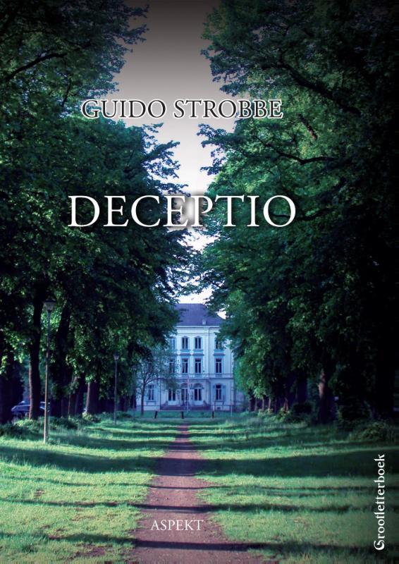 Deceptio grootletterboek, Strobbe, Guido, Paperback