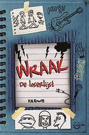 De loserlijst 2 - Wraak De loserlijst, Kowitt, H.N., Hardcover