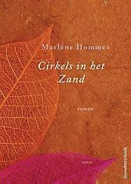 Cirkels in het zand grootletterboek, Hommes, Marlène, Paperback