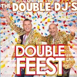 DOUBLE FEEST DOUBLE DJ'S, CD