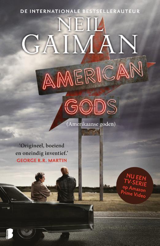American Gods Gaiman, Neil, Paperback