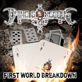 FIRST WORLD BREAKDOWN DYING GORGEOUS LIES, CD