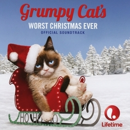 GRUMPY CAT'S WORST.. CHRISTMAS EVER OST, CD