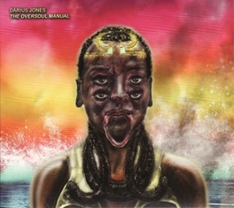 OVERSOUL MANUAL DARIUS JONES, CD