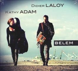 BELEM DIDIER/KATHY ADAM LALOY, CD
