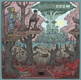 NEHRUVIANDOOM FEATURING MF DOOM VOCALS ON SEVERAL TRACKS NEHRUVIANDOOM, LP