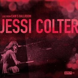 LIVE FROM CAIN'S BALLROOM RECORDED SEPTEMBER 19TH, 2013 JESSI COLTER, Vinyl LP
