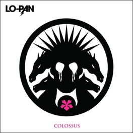 COLOSSUS FOURTH ALBUM BY FUZZY GROOVSTERS LO-PAN, CD