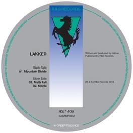 MOUNTAIN DIVIDE -EP/3TR- LAKKER, 12' Vinyl