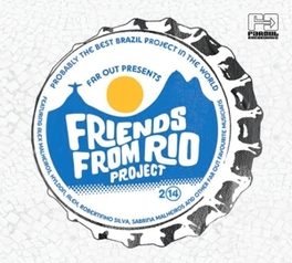 FRIENDS FROM RIO.. .. PROJECT 2014 FRIENDS FROM RIO, Vinyl LP