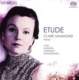 ETUDE -SACD- CLAIRE HAMMOND, CD