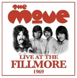 LIVE AT FILLMORE ONLY COMPLETE MOVE CONCERT IN EXISTENCE MOVE, CD